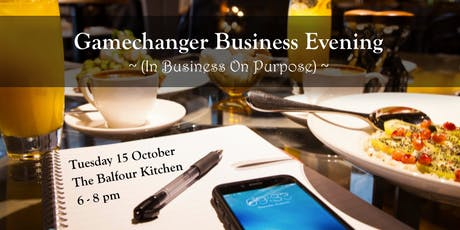 Gamechanger Business Evening - Brisbane tickets