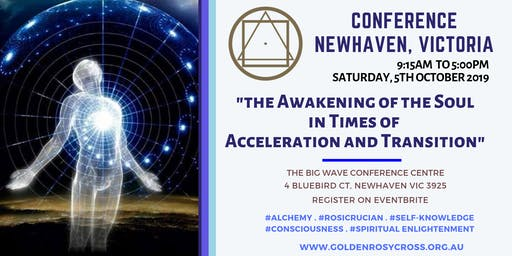 Open Conference:  The Awakening of the Soul in Times of Change