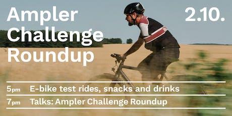 Ampler Challenge Roundup Tickets