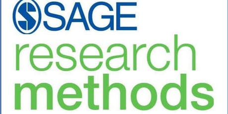 An introduction to SAGE Research Methods tickets