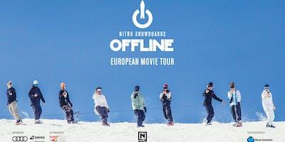 """Nitro Snowboards """"OFFLINE"""" presented by Blue Tomato Zürich"""