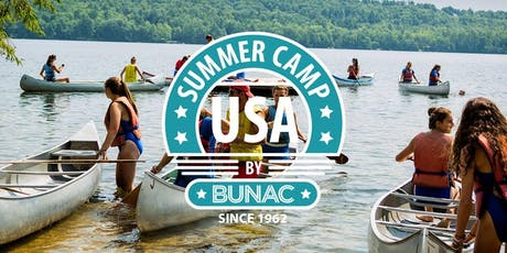 BUNAC Summer Camp Hiring Fair in London tickets