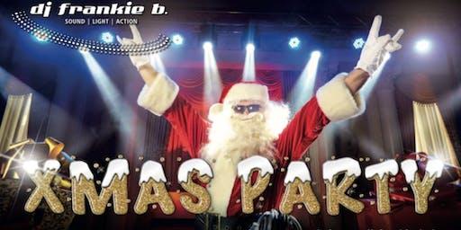 Christmas Party mit DJ Frankie b.