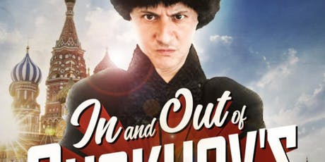 In and Out of Checkov Shorts tickets