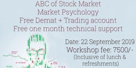 Market Mind - Stock Market Workshop tickets