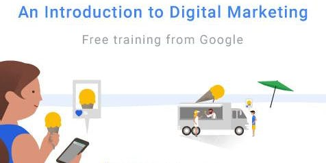 免費 - Google Digital Garage: An Introduction to Digital Marketing(Cantonese Speaker)