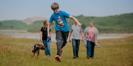 Family Dog Workshops 2020 - near Glasgow