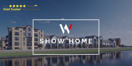 Taw Wharf | Show Home Open tickets