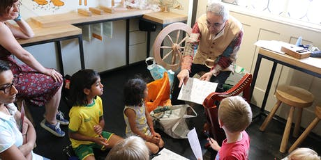 Grandparent Day: 'Tales My Granny Told Me - stories from around the world' tickets