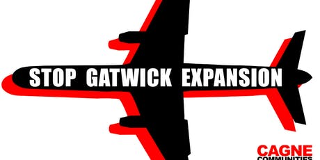 Stop Gatwick Expansion tickets