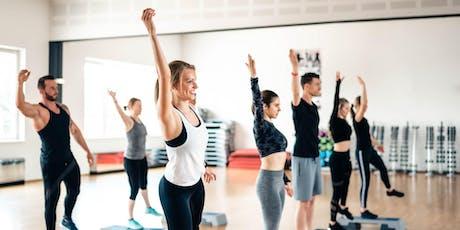 Probetraining im TWINS Fitness Center Tickets