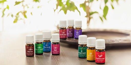 ¿Qué aroma eres tú?  Taller Iniciación a la Aromaterapia