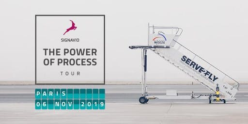 Signavio World Tour: Power of Process PARIS 2019