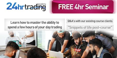 FREE Forex Trading Seminar tickets
