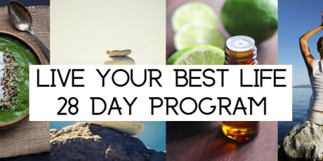 Live your best life 28 day program tickets
