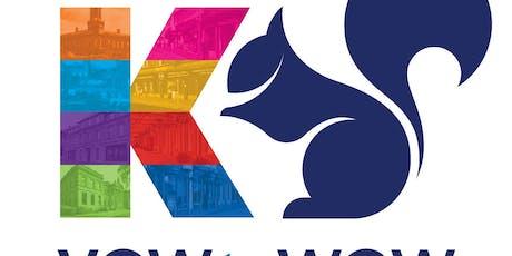 Let's Celebrate Kilmarnock- Vow 2 WOW tickets