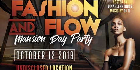 Fashsion & Flow Mansion Party tickets