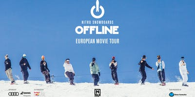 "Nitro Snowboards \""OFFLINE\"" presented by Blue Tomato Amsterdam"