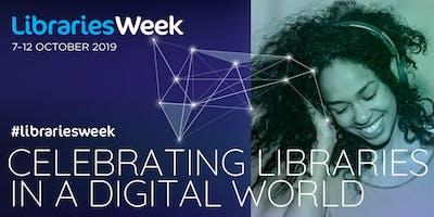 Libraries Week (Preston) #librariesweek