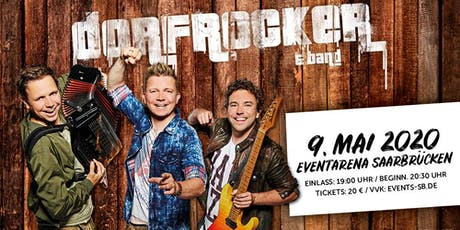 Dorfrocker Live Saarbrücken Tickets