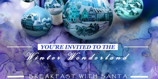 Winter Wonderland Breakfast with Santa