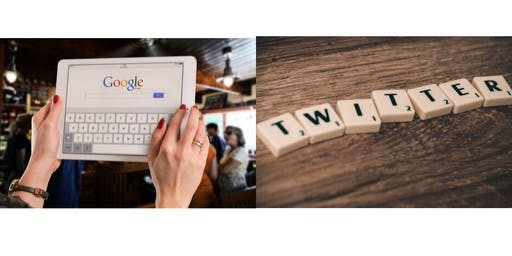 Launchpad Master Class - Twitter and Google for my Business