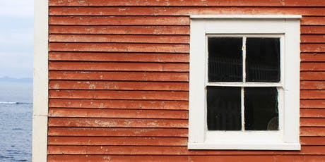 Introduction to Wood Window Conservation tickets