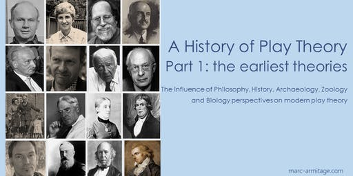 A History of Play Theory (Part 1): the earliest play theories