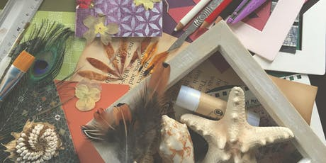 Craft Workshop to Create Art Inspired by Nature. tickets