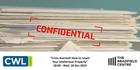 Crisis Averted! How to retain Your Intellectual Property tickets