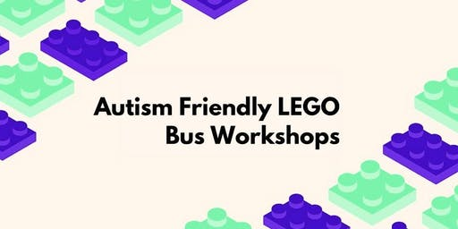 Autism Friendly LEGO® Bus Workshops
