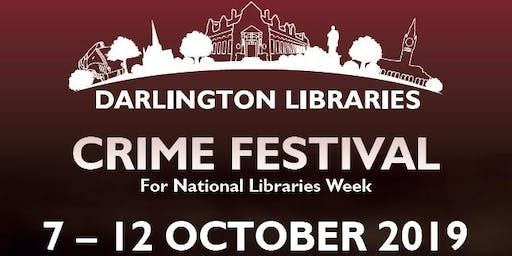 Darlington Libraries: An Evening with Crime Author Alex Gray