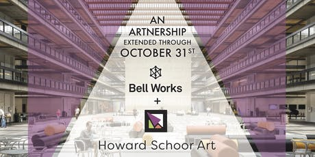 """Thursday Nights @ Bell Works + Howard Schoor Art's """"Artnership""""  tickets"""