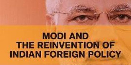 India's Foreign Policy tickets