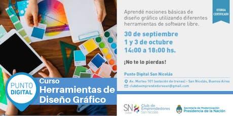 HERRAMIENTAS DE DISEÑO GRÁFICO entradas