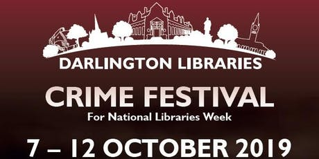 Darlington Libraries: Crime Writing Workshop with Tracey Iceton tickets