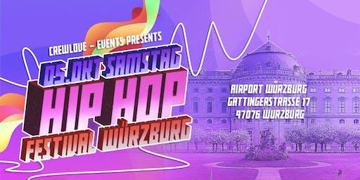 Hip Hop Festival I Würzburg