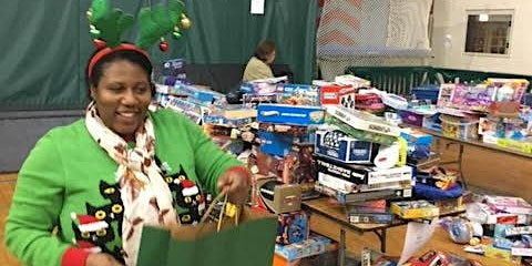 Holiday For Hope Wrapping Party 2019