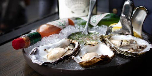Belvedere vodka & oyster night at The White Horse, Royal Mile
