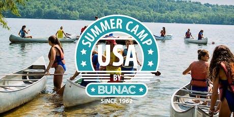 BUNAC Summer Camp Hiring Fair in Dublin tickets