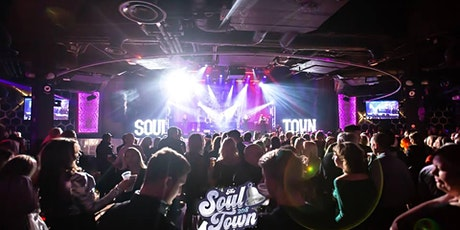 Soultown Festive at The Indigo 02 tickets