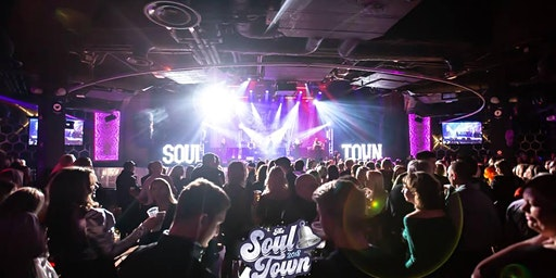 Soultown Festive at The Indigo 02