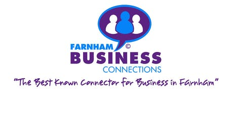 Thinking like the 1%!  Networking lunch in Farnham tickets