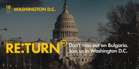 RE:TURN Washington D.C. tickets