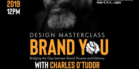 Design Masterclass with Charles O'Tudor tickets