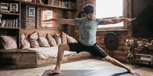 Adam Husler Yoga Masterclass Workshops