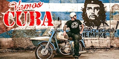 Reisevortrag Erik Peters: Vamos Cuba! Ein karibisches Motorradabenteuer Tickets
