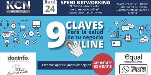 9 claves para la salud de tu negocio online - Speed Networking