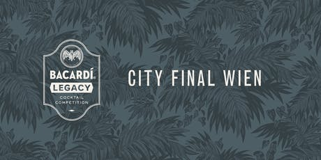 Bacardí Legacy Cocktail Competition, City Final Wien Tickets