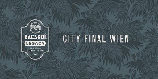 Bacardí Legacy Cocktail Competition, City Final Wien
